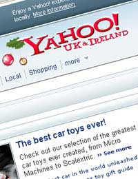 Yahoo Search Engine Google Technology